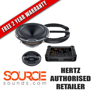 "Hertz Mille Legend MLK700.3 3"" Component Kit - FREE TWO YEAR WARRANTY"