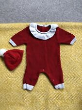 christmas baby 0-3 Months Marks And Spencer
