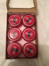 COCA COLA COKE YOYO'S X12 IN BOX (last One)
