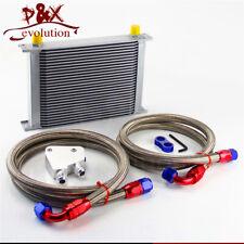 Racing 28 Row AN10 Oil Cooler Kit For Chevrolet GM LS1 LS2 LS3 LSX VE HSV