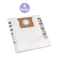 Shop-Vac 9066100, 6 pieces, 5-8-Gallon Collection Filter Bags