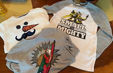 Lot Of Gymboree Longsleeve Boys Shirts Size 8