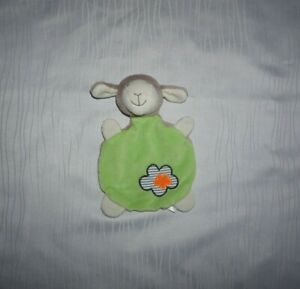 Babydream Schmusetuch Schaf  grün Kuscheltuch Schnuffeltuch Rossmann TOP!