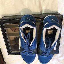 Puma Golf Shoes-Blue/Black&White Trim-Size 9-c width-Lightly Worn