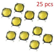 25pcs 4x4x08mm Micro Switch Tact Tactile Push Dip Button Momentary 4 Pins Smd
