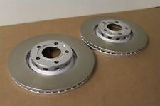 Audi A4 A6 Seat Exeo 312mm front brake discs (pair) 8E0615301R New genuine part