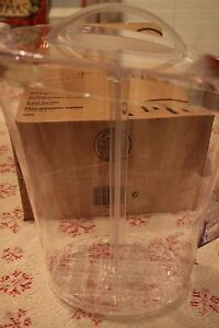 Pampered Chef Family Size Quick Stir Pitcher Item #2277 Gallon Size MADE IN USA