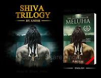 Shiva Trilogy 1 English Book - The Immortals of Meluha - Amish Tripathi India