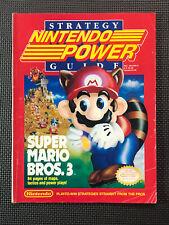 Nintendo Power - Super Mario Bros 3 NES Strategy Guide Volume 13
