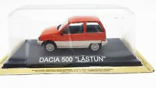 1:43 De Agostini Dacia 500 Lastun OVP Modellauto Diecast Scale Car Miniature