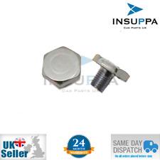 CITROEN PEUGEOT 1.4 - 1.6 HDI SUMP DRAIN PLUG 031129
