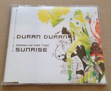 Duran Duran - (Reach Up For The) Sunrise UK Promo Cd Single Rare! 2004 Near Mint