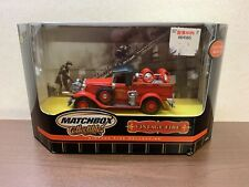 matchbox collectibles 92578 Ford A Fire 1930