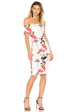 Elliatt Women's Printed Floral Knee Length Stretch Formal Summer SIZE XL