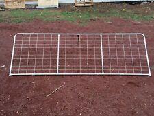 FARM GATE 12' (3580mm x 1170), steel, 200x100mm mesh (approx)