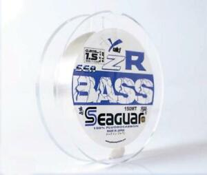Yuki Seaguar ZR Sea Bass 100% Fluorocarbon Fishing Line