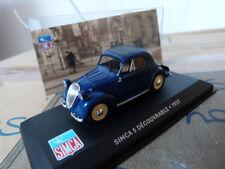 """Simca miniature 1/43 - 5 Coupé découvr.1937 - Ixo """"Les belles années Simca"""""""