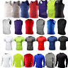 Mens Compression Base Layer Body Armour Thermal Under Skinny T-Shirt Jersey Tops