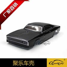 Dodge Vintage car rc part PVC car shell  surface body can fit TM E5 truck