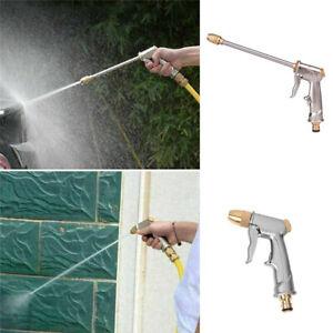 Auto Hochdruck Wasserpistole Düse GartenSpritzpistole Schlauchspritze Sprüher