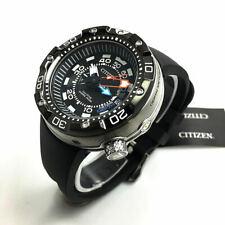 Men's Citizen Eco Drive Promaster Aqualand Divers Watch BN2029-01E