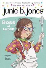 NEW - Junie B., First Grader: Boss of Lunch (Junie B. Jones, No. 19)