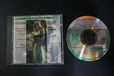 CD: Roland Pidoux  JEAN HUBEAU Saint-Saens Sonates # 1 &2 1993 Erato