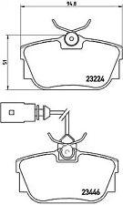 Rear Brake Pad Set BREMBO P 85 046