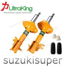 2 Front Struts Nissan Pulsar N16 Q ST 7/01-12/05  GT Gas Shock Absorbers