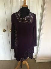 Joe Browns Jumper Dress Size 14 Excellent Condition