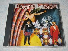 Crowded House - Crowded House - Mint 1987 Cd Album