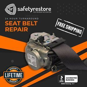 For Subaru Crosstrek Single-Stage Professional Seat Belt Repair Service - 24hrs!