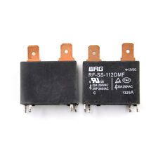 2pcs/set New RF-SS-112DMF 12VDC WRG Relay *PBLBD