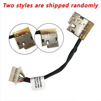 DC POWER JACK WITH CABLE FOR HP envy x360 m6-w101dx m6-w010dx m6-w105dx