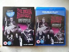 The Devil Rides Out [1968] (Blu-ray/DVD)~~~~SLIPCOVER~~~Hammer~~~NEW & SEALED