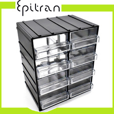 Contenitore cassettiera componibile sovrapponibile plastica MOBIL PLASTIC 2004