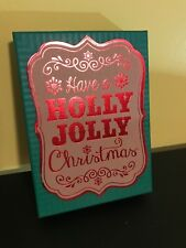 Brother And Sister Christmas Cards Deluxe 20 In Box Holly Jolly 5 X 7