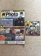 NIKON N PHOTO MAGAZINE WITH DISC ISSUE 25