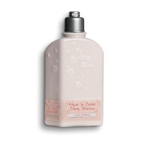 L'OCCITANE Cherry Blossom Shimmered Body Lotion 250ml/8.4 oz NEW, No Box