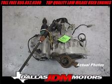 02 05 MAZDA 3 6 2.3L 4-CYL DOHC 5 speed Transmission JDM L3 L3-DE L3-VE