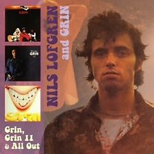 Nils Lofgren / Grin - Grin Grin 1+1 & All Out [New CD] UK - Import