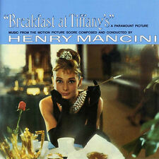 HENRY MANCINI - BREAKFAST AT TIFFANY'S - NEW CD ALBUM