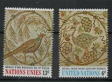 United Nations stamp set MNH unmounted mint C2