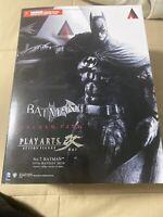 Play Arts Square Enix Kai Arkham City Series 4 Batman 1970s Batsuit Skin No.7