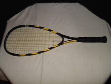 Speedminton Racket S70 Badminton Yellow Black Lite Aluminum