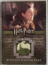 Harry Potter-Bonnie Wright-Ginny Weasley-OOTP-Film-Movie-Costume Card-C7