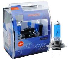 2 AMPOULE XENON H7 55W XENON BLUE POWERTEC 5000K