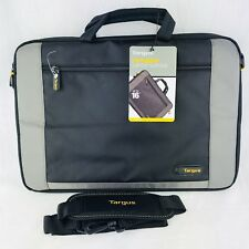 "Targus 16"" Notebook Laptop City Gear Slipcase handles Ballistic Shoulder bag"