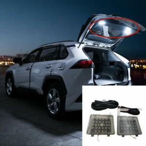For Toyota RAV4 XA50 2019-2021 Car Hatch Door Trunk LED Lamp Lights Replacement