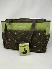 baby boom collection. tote diaper bag. new!